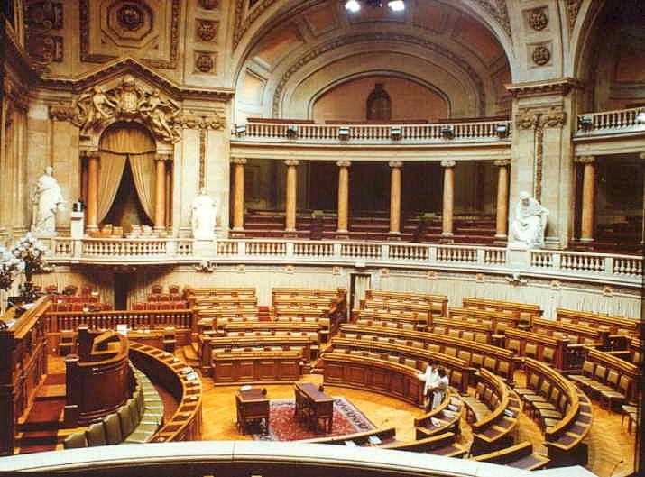 parlamento democracia