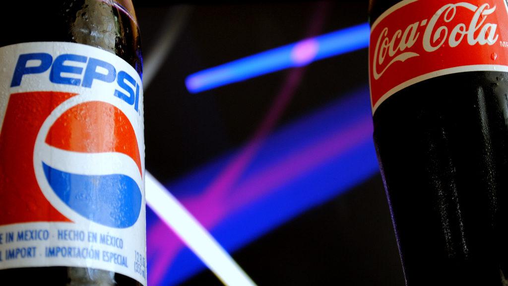 Diferencia entre Pepsi y Coca-Cola