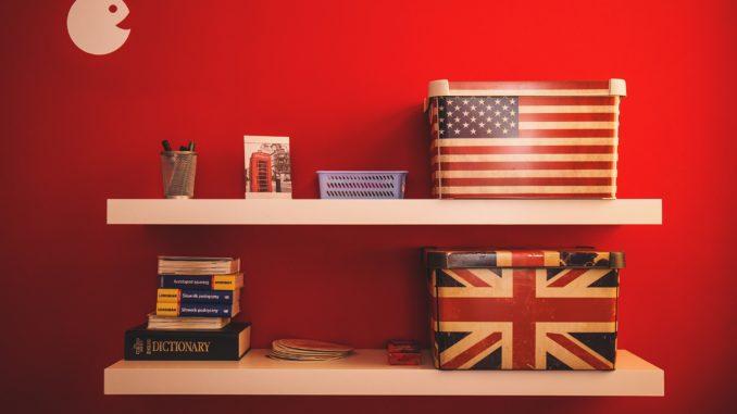 Diferencias entre el inglés americano y británico