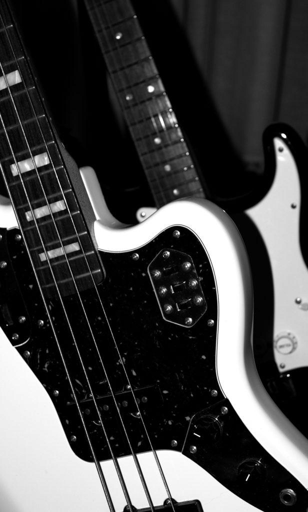 Diferencias entre bajo y guitarra