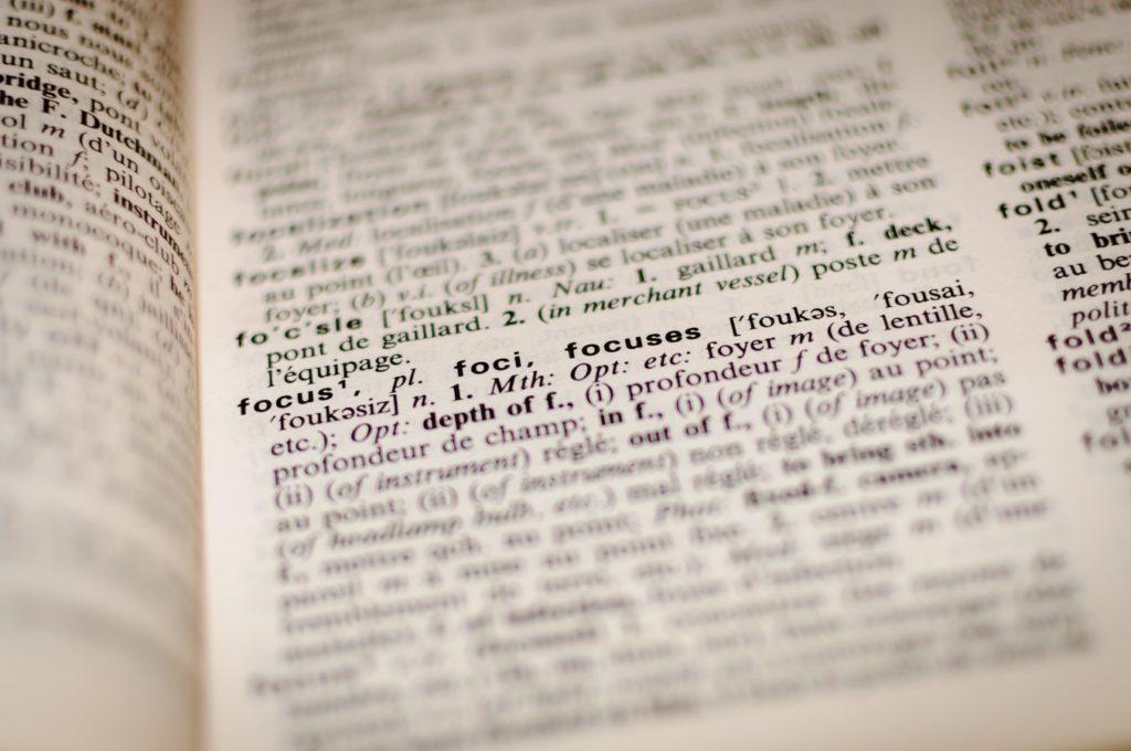 Diferencias entre diccionario y enciclopedia